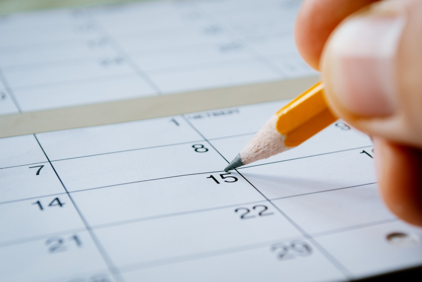 How can you make time for yourself in your busy schedule? With the next fiscal year just about to start on April 1, some experts on time management shared their knowledge on this subject. (Shutterstock/File)