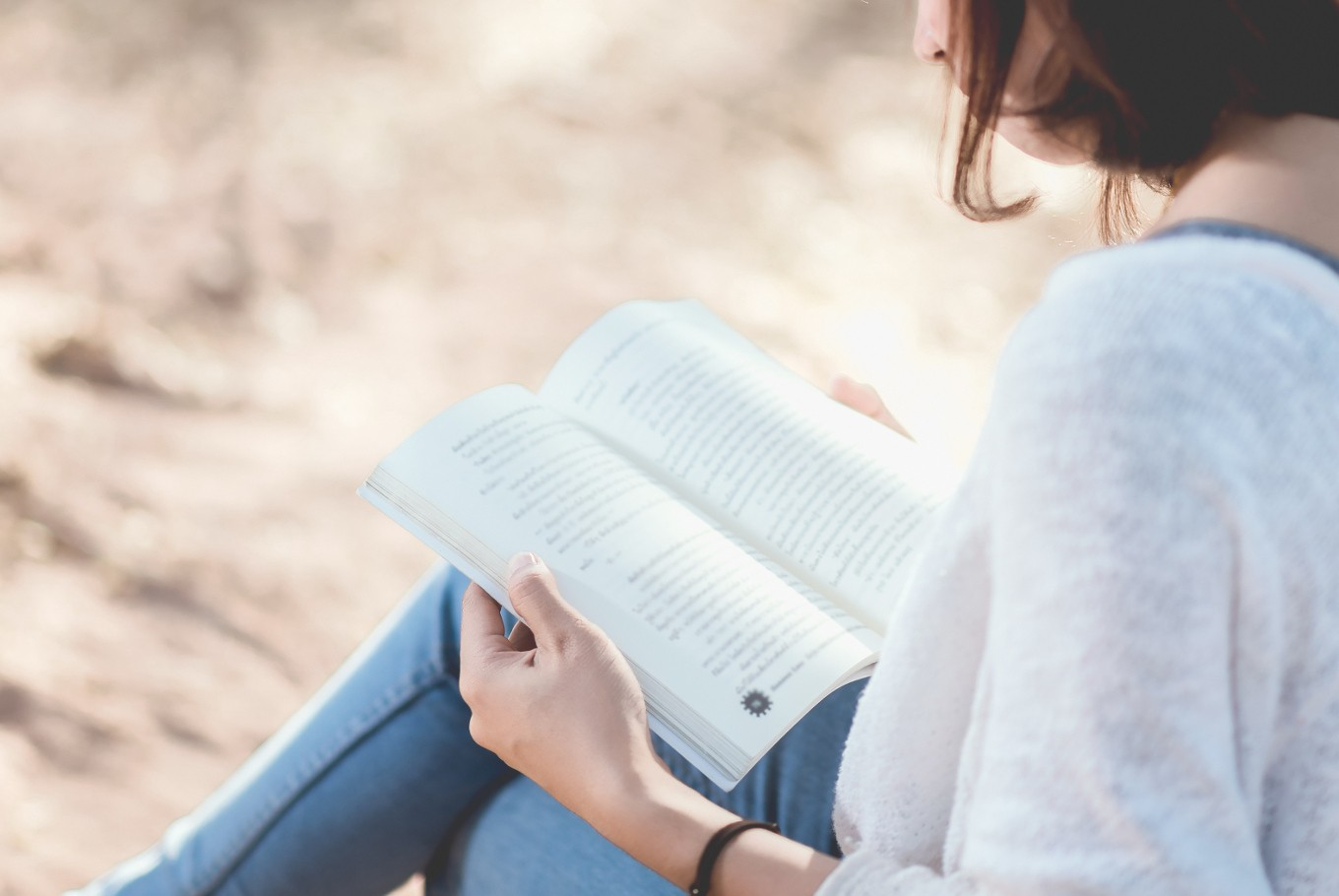 Reading has many physical and psychological benefits, including reducing your overall stress. (Shutterstock/File)