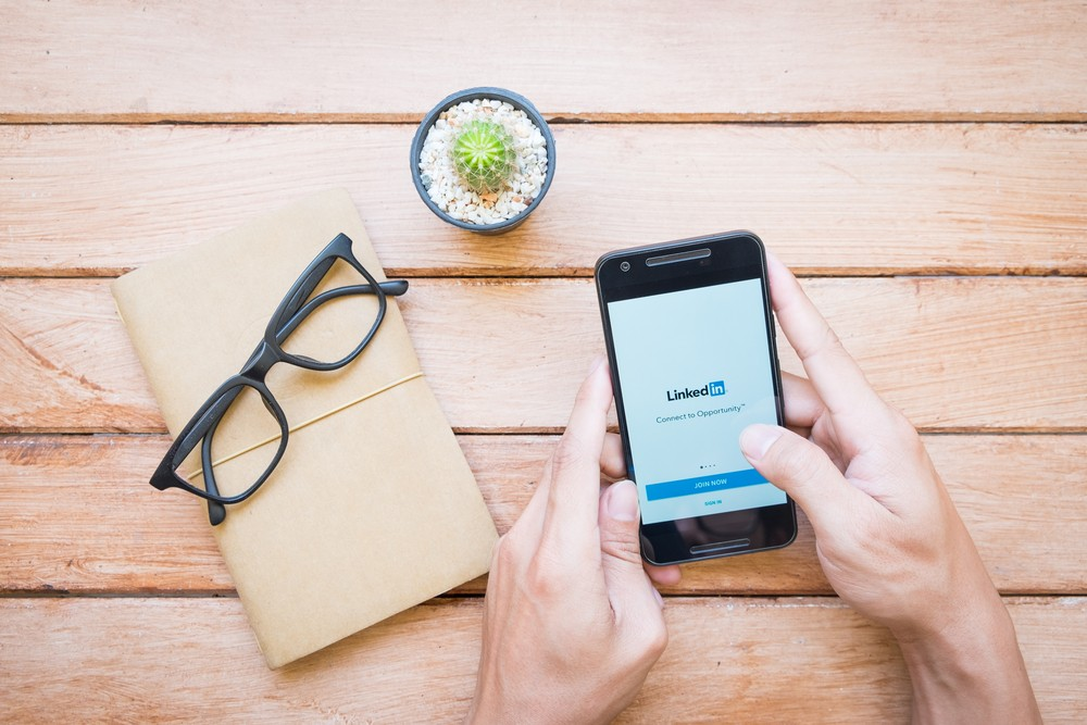 In Indonesia, LinkedIn has around 8 million members, mostly students and young professionals. (Shutterstock.com/Indypendenz)