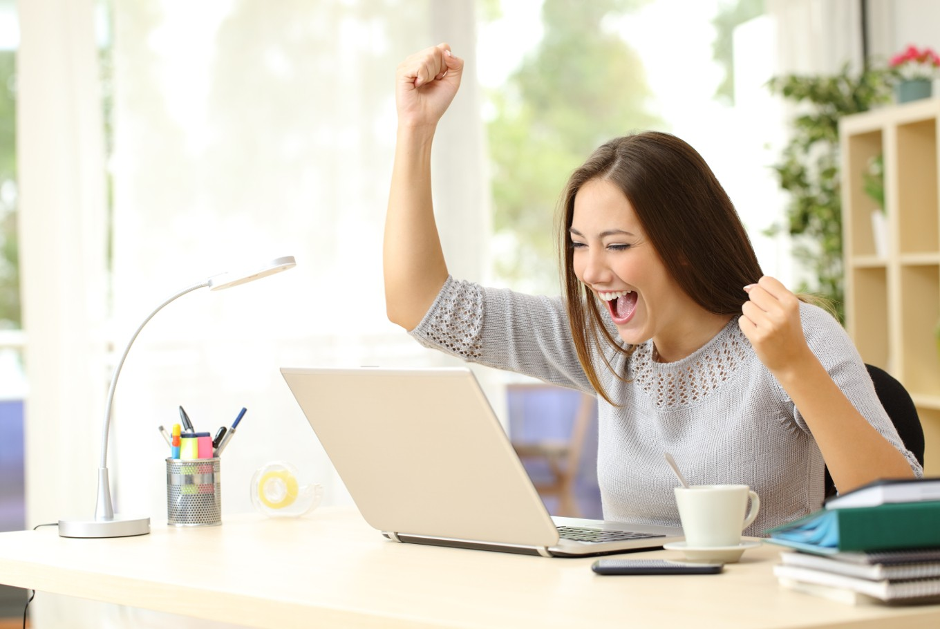Conducted in 2017, the survey shows three meanings of success for Indonesians: Happiness, being healthy and maintaining a work-life balance. (Shutterstock/File)