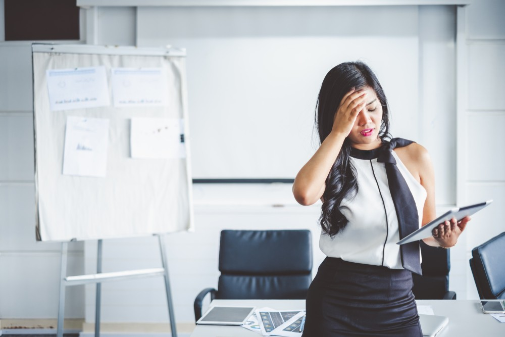 The regulation stipulates that employers must implement stress management to avoid their workers having mental health problems. (Shutterstock/-)