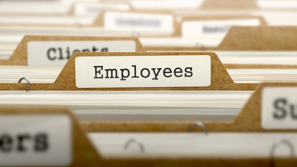 About two-thirds of those who stayed with one employer for 20 or more years had a pension, according to the survey, compared with only a third of those who had never stayed that long with one employer. (Shutterstock/-)